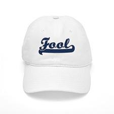 Fool Baseball Cap
