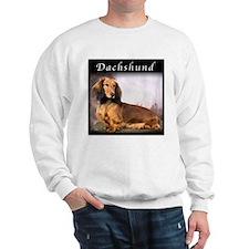 Dachshund Longhaired Sweatshirt
