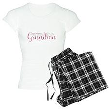 Promoted to Grandma Pajamas