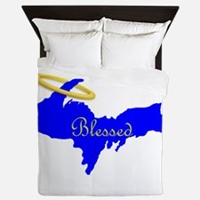 Blessed U.P. Halo Queen Duvet