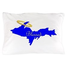 Blessed U.P. Halo Pillow Case