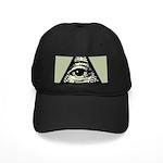 Pyramid Eye Black Cap