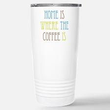 Home Coffee Travel Mug