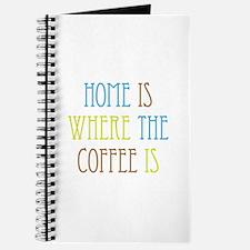 Home Coffee Journal