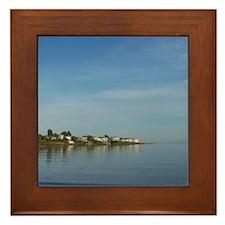 Sea to Sky Framed Tile