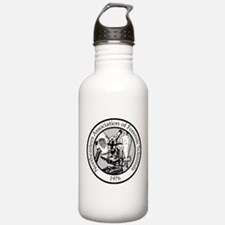 Neafs Logo Stainless Water Bottle 1.0l