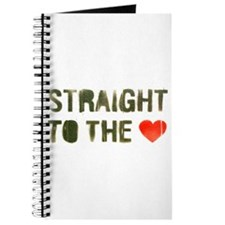 Straight To The Heart Journal