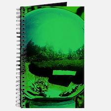 Green Magic Journal