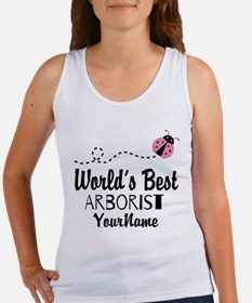 World's Best Arborist Women's Tank Top