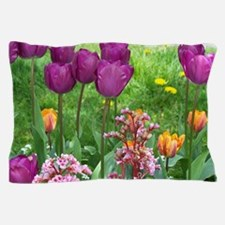 Tulips in Spring Pillow Case