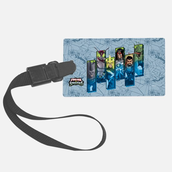 Sinister Six Luggage Tag
