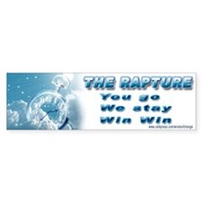 The Rapture (bumper sticker)