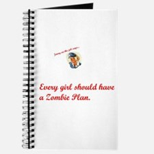 Jenny on the job has a zombie plan Journal