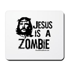 Jesus is a Zombie Mousepad