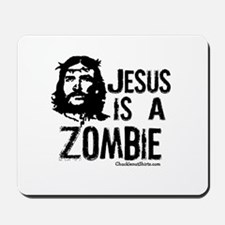 Jesus is a Zombie Mousepad