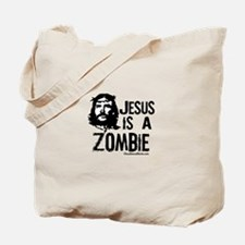 Jesus is a Zombie Tote Bag
