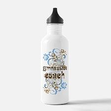 Gymnastics Coach Water Bottle