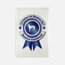 Showing Bluetick Rectangle Magnet (100 pack)
