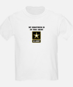 My Brother Is In The Army T-Shirt