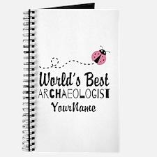 World's Best Archaeologist Journal