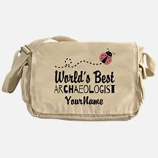 World's Best Archaeologist Messenger Bag