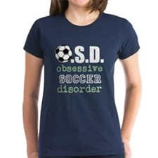 Funny Soccer Tee