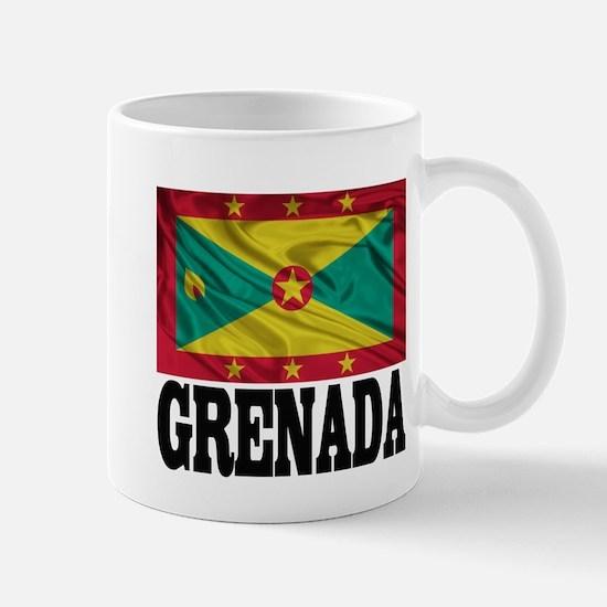 Grenada Flag Mugs