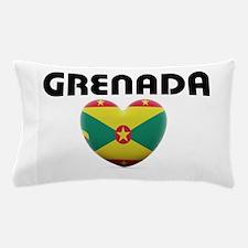 Grenada Love Pillow Case