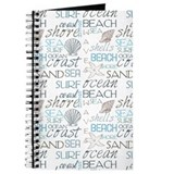 Beach Journals & Spiral Notebooks