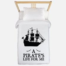 A Pirate's Life For Me Twin Duvet