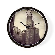 Minneapolis Wall Clock