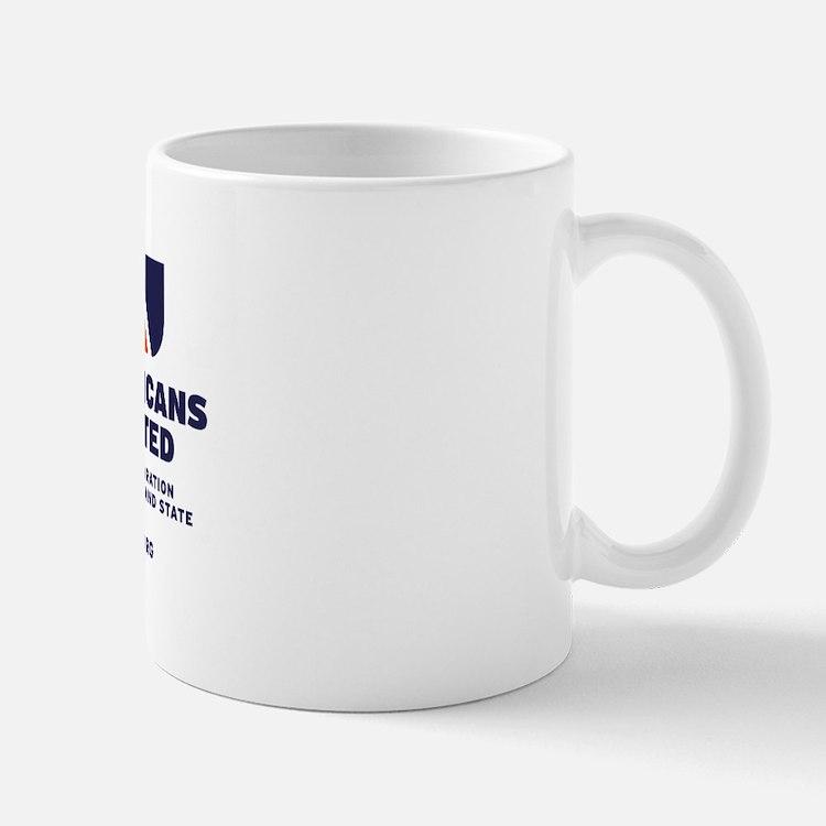 AU Main Logo Mugs