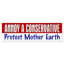 AAC Protect Mother Earth Bumper Bumper Bumper Sticker