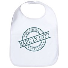 Made in 1977 Bib