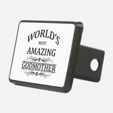 World's Most Amazing Godmo Hitch Cover