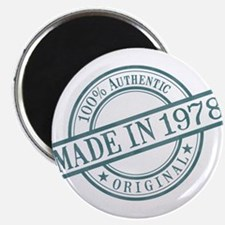 Made in 1978 Magnet
