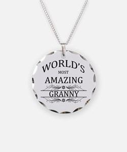 World's Most Amazing Granny Necklace