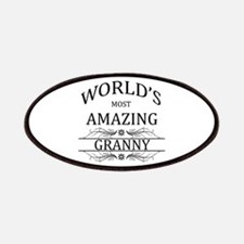 World's Most Amazing Granny Patches