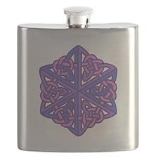 Celtic Knot 1d Flask