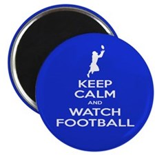 Watch Football Player Magnet