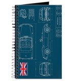 Mgb Journals & Spiral Notebooks