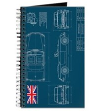 Mgb Blueprint Journal