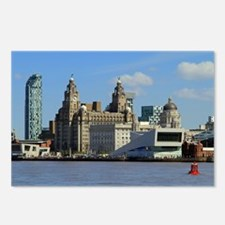 Liverpool Waterfront Postcards (Package of 8)