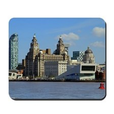 Liverpool Waterfront Mousepad