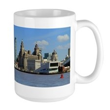 Liverpool Waterfront Mugs