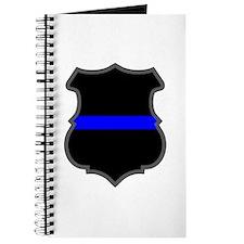 Blue Line Badge 1 Journal