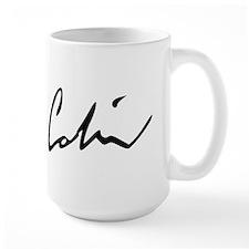 Kurt Cobain Signature Reproduction Mug