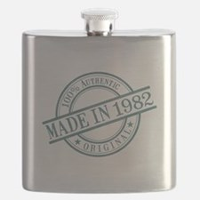 Made in 1982 Flask