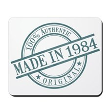 Made in 1984 Mousepad