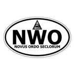 NWO Automobile ID Sticker
